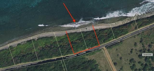 72Eb, 72Ec Clairmont Nb, St. Croix, VI 00820 (MLS #21-742) :: The Boulger Team @ Calabash Real Estate