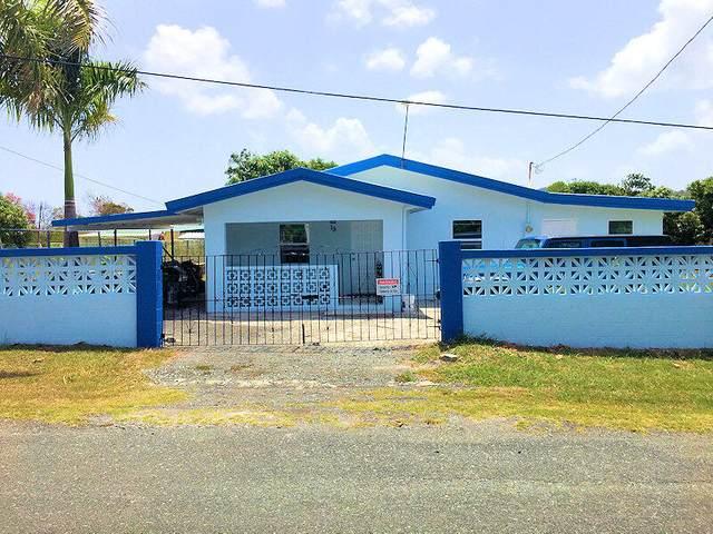 19 Glynn Qu, St. Croix, VI 00850 (MLS #21-952) :: Coldwell Banker Stout Realty