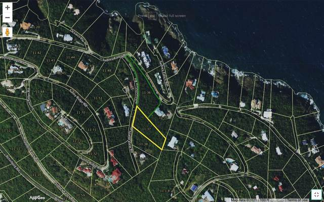 11-37 Peterborg Gns, St. Thomas, VI 00802 (MLS #21-956) :: Coldwell Banker Stout Realty