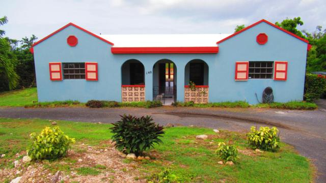 140 La Reine Ki, St. Croix, VI 00820 (MLS #18-1063) :: Hanley Team | Farchette & Hanley Real Estate