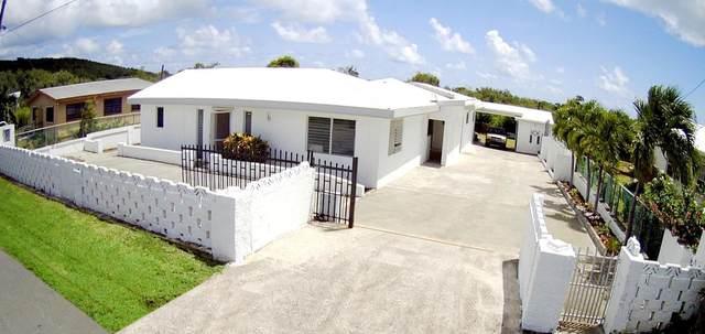 57 Catherine's Rest Co, St. Croix, VI 00820 (MLS #20-1740) :: Hanley Team | Farchette & Hanley Real Estate