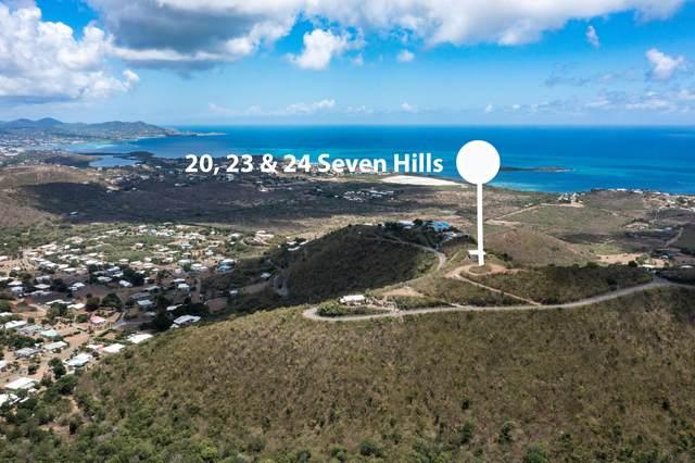 20, 23, 24 Seven Hills Ea, St. Croix, VI 00820 (MLS #21-704) :: Hanley Team | Farchette & Hanley Real Estate