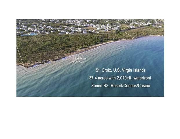 144 Whim (Two Will) We, St. Croix, VI 00840 (MLS #21-150) :: Hanley Team | Farchette & Hanley Real Estate