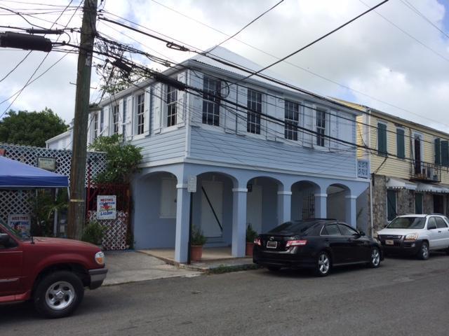 1A Market Street Fr, St. Croix, VI 00840 (MLS #17-1462) :: Hanley Team | Farchette & Hanley Real Estate