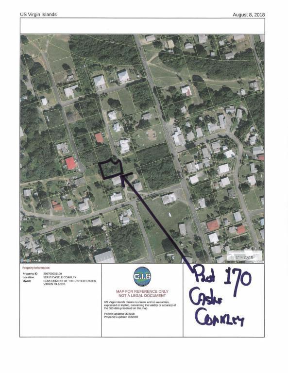170 Castle Coakley Qu, St. Croix, VI 00820 (MLS #18-1285) :: Hanley Team | Farchette & Hanley Real Estate