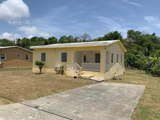 2-48 Sion Hill Qu, St. Croix, VI 00820 (MLS #21-707) :: Hanley Team | Farchette & Hanley Real Estate
