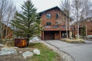 606 Little Chief Way, Frisco, CO 80443 (MLS #S1004320) :: CENTURY 21, The Smits Team