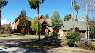 1961 Hamilton Creek Road, Silverthorne, CO 80498 (MLS #S1003937) :: CENTURY 21, The Smits Team