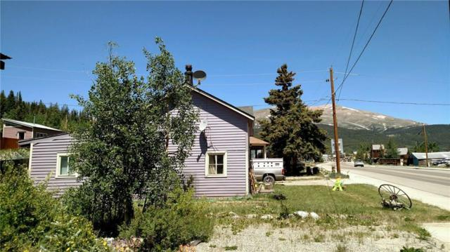 85 S Main Street, Alma, CO 80420 (MLS #S1005923) :: Resort Real Estate Experts