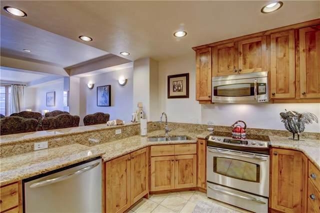 1101 9000 Divide Road #209, Frisco, CO 80443 (MLS #S1013656) :: Colorado Real Estate Summit County, LLC