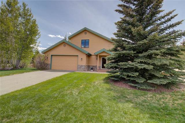 709 Eveningstar Road Road, Silverthorne, CO 80498 (MLS #S1013817) :: Colorado Real Estate Summit County, LLC