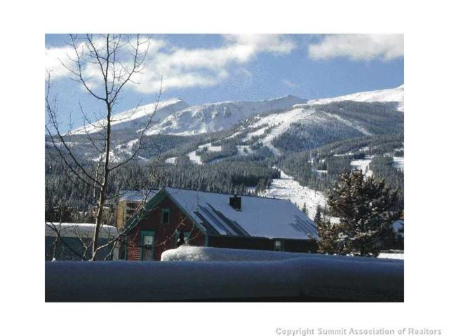 404 Ridge Street J2, Breckenridge, CO 80424 (MLS #S1000611) :: Colorado Real Estate Summit County, LLC