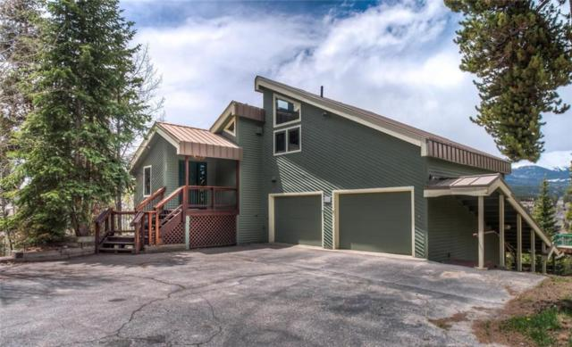 101 S Gold Flake Terrace, Breckenridge, CO 80424 (MLS #S1000956) :: Resort Real Estate Experts