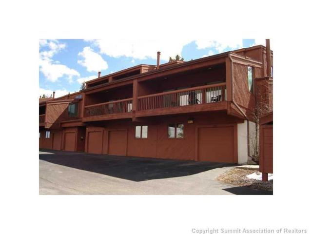 129 Fuller Placer Road 3D, Breckenridge, CO 80424 (MLS #S1001102) :: Colorado Real Estate Summit County, LLC