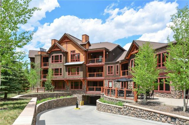 42 Snowflake Drive #518, Breckenridge, CO 80424 (MLS #S1001287) :: Resort Real Estate Experts
