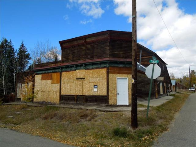 700 Elm Street, Leadville, CO 80461 (MLS #S1002888) :: Resort Real Estate Experts