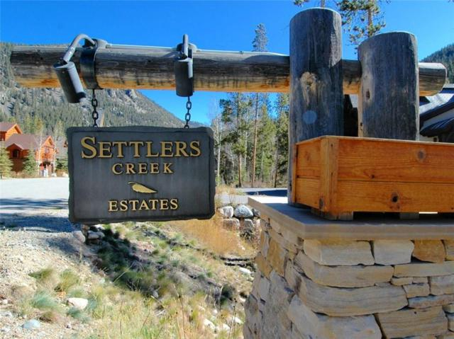 20 Tip Top Trail, Keystone, CO 80435 (MLS #S1003328) :: Colorado Real Estate Summit County, LLC