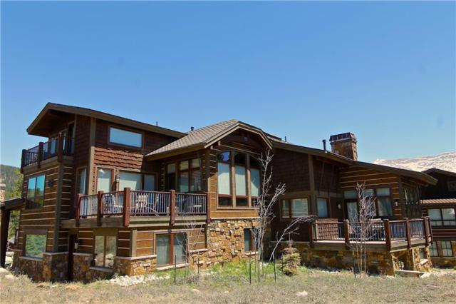 962 Beeler Place, Copper Mountain, CO 80443 (MLS #S1003360) :: Colorado Real Estate Summit County, LLC