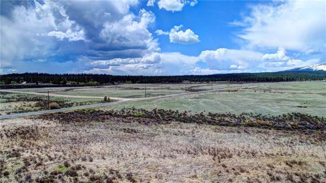 TBD County Road 14, Fairplay, CO 80440 (MLS #S1003494) :: eXp Realty LLC - Resort eXperts