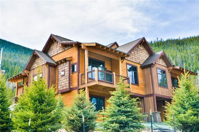 0020 Outpost Drive 11B, Keystone, CO 80435 (MLS #S1003625) :: Colorado Real Estate Summit County, LLC