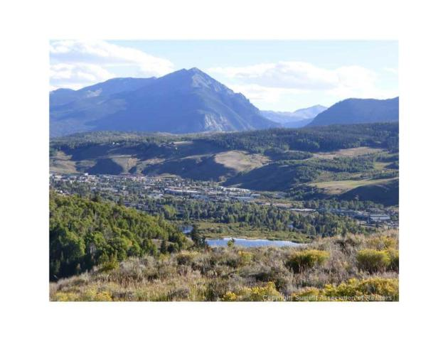 2331 Hamilton Creek Road, Silverthorne, CO 80498 (MLS #S1003708) :: Colorado Real Estate Summit County, LLC