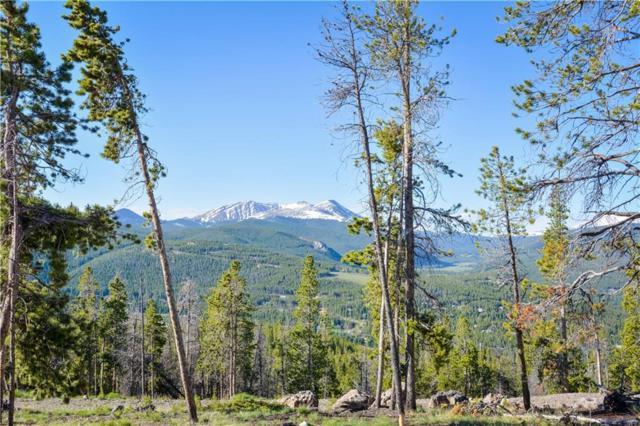 135 Setting Sun Trail, Breckenridge, CO 80424 (MLS #S1003714) :: Colorado Real Estate Summit County, LLC