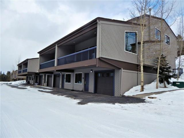 56 View Lane 8B, Breckenridge, CO 80424 (MLS #S1004076) :: Colorado Real Estate Summit County, LLC