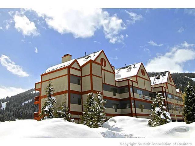 82 Wheeler Circle 219 C5, Copper Mountain, CO 80443 (MLS #S1004133) :: Colorado Real Estate Summit County, LLC