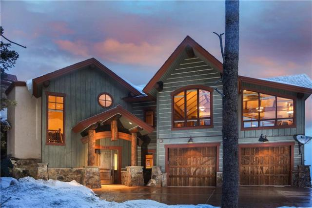 1009 Beeler Place, Copper Mountain, CO 80443 (MLS #S1004186) :: Colorado Real Estate Summit County, LLC