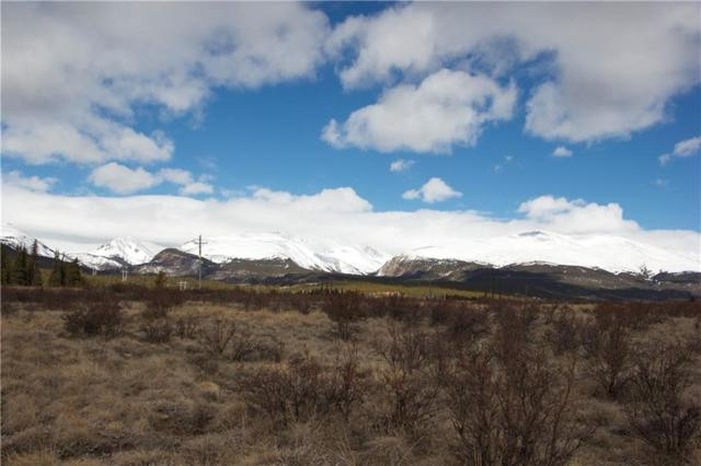 - Glissade Trail, Alma, CO 80420 (MLS #S1004201) :: Resort Real Estate Experts