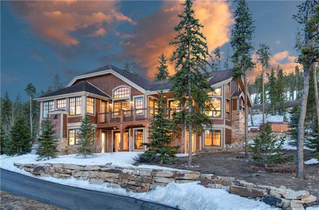 639 Gold Run Road, Breckenridge, CO 80424 (MLS #S1004406) :: Resort Real Estate Experts