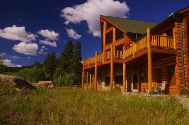 52516 Hwy 9, Alma, CO 80420 (MLS #S1004415) :: Resort Real Estate Experts