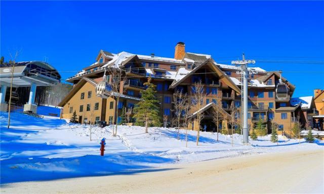 1891 Ski Hill Road #7503, Breckenridge, CO 80424 (MLS #S1004416) :: Colorado Real Estate Summit County, LLC
