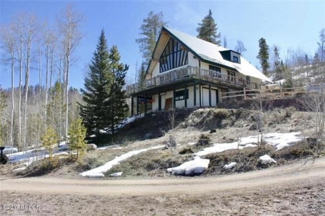 2355 Gcr 2416, Kremmling, CO 80459 (MLS #S1004490) :: Colorado Real Estate Summit County, LLC