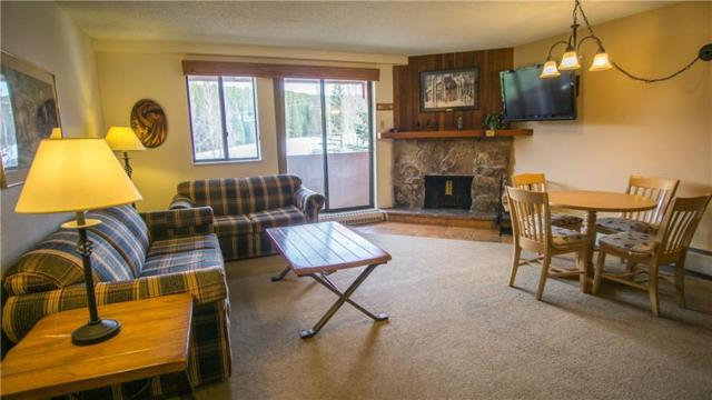601 Village Road #12070, Breckenridge, CO 80424 (MLS #S1004560) :: Colorado Real Estate Summit County, LLC