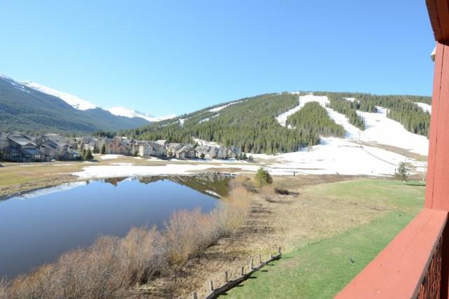 82 Wheeler Circle 314D-6, Copper Mountain, CO 80443 (MLS #S1004849) :: CENTURY 21, The Smits Team