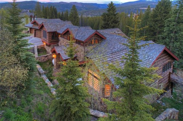 1065 Four O'clock Road, Breckenridge, CO 80424 (MLS #S1004882) :: Colorado Real Estate Summit County, LLC