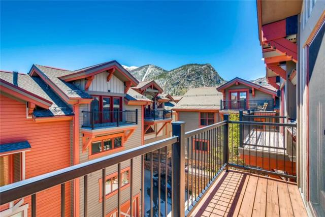 120 N 7th Avenue #18, Frisco, CO 80443 (MLS #S1004900) :: Colorado Real Estate Summit County, LLC