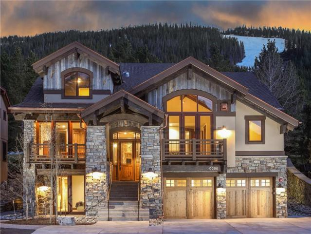 96 Masters Drive, Copper Mountain, CO 80443 (MLS #S1005059) :: CENTURY 21, The Smits Team