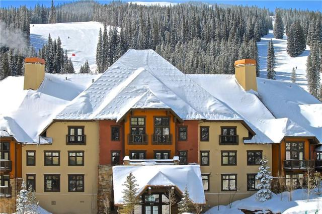 172 Beeler Place #302, Copper Mountain, CO 80443 (MLS #S1005174) :: Resort Real Estate Experts
