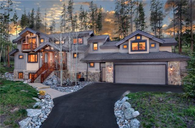 163 Evans Court, Breckenridge, CO 80424 (MLS #S1005280) :: CENTURY 21, The Smits Team