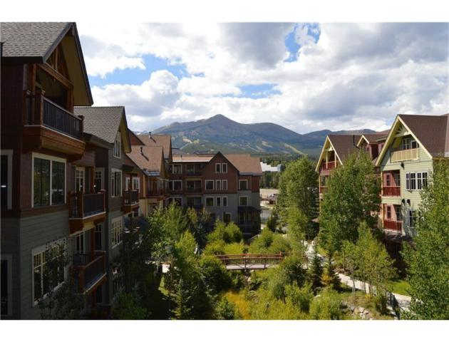 600 Columbine Road #5309, Breckenridge, CO 80424 (MLS #S1005368) :: CENTURY 21, The Smits Team