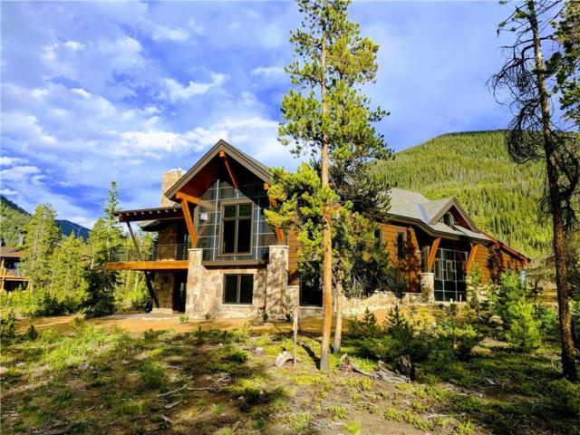 11 Independence Road, Keystone, CO 80435 (MLS #S1005380) :: Colorado Real Estate Summit County, LLC
