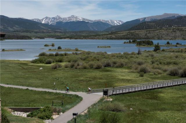 980 Lakepoint Drive #501, Frisco, CO 80443 (MLS #S1005436) :: CENTURY 21, The Smits Team