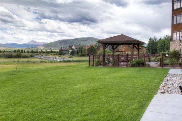1101 9000 Divide Road #101, Frisco, CO 80443 (MLS #S1005441) :: CENTURY 21, The Smits Team
