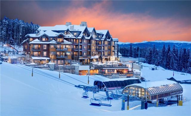 1627 Ski Hill Road 2431AB, Breckenridge, CO 80424 (MLS #S1005473) :: CENTURY 21, The Smits Team