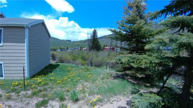 752 Alpine Road, Dillon, CO 80435 (MLS #S1005559) :: CENTURY 21, The Smits Team