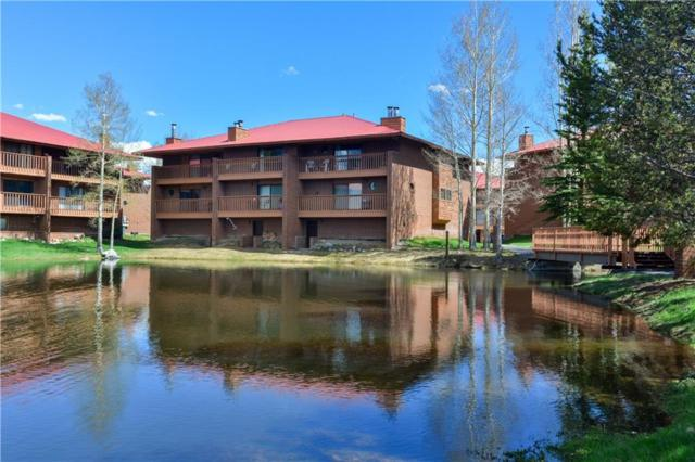 720 Lagoon Drive C, Frisco, CO 80443 (MLS #S1005604) :: CENTURY 21, The Smits Team