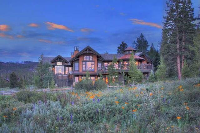 436 Gold Run Road, Breckenridge, CO 80424 (MLS #S1005858) :: The Smits Team Real Estate