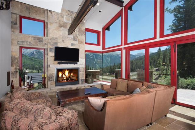 620 Beeler Place, Copper Mountain, CO 80424 (MLS #S1005909) :: Colorado Real Estate Summit County, LLC